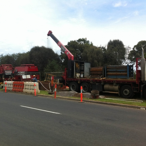 Armstrong Constructions and Barwon Water Alliance