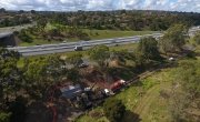 Fulton Hogan – Monash Freeway Upgrade, Doveton